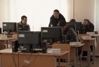 Prisoners take part in IT training in Kyrgyzstan