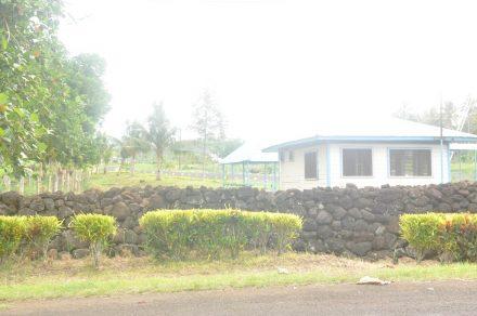 Tafaigata prison walls, Samoa