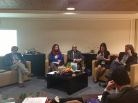 Panel discussion at the 128th Assembly of the IPU 2013