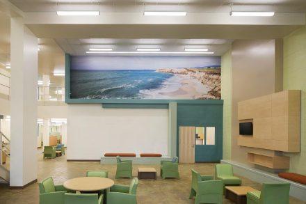 San Diego dayroom