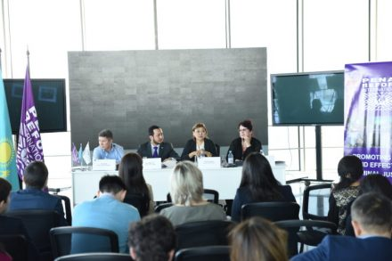 0e6c56379f60ff Press conference held in Kazakhstan on prison reform  expectations ...