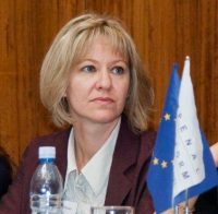 Andrea Huber, Policy Director at PRI