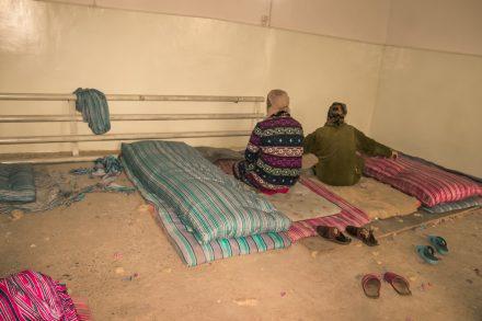 Women's Prison in Kyrgyzstan