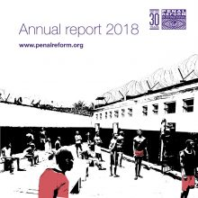Annual report 2018 – cover