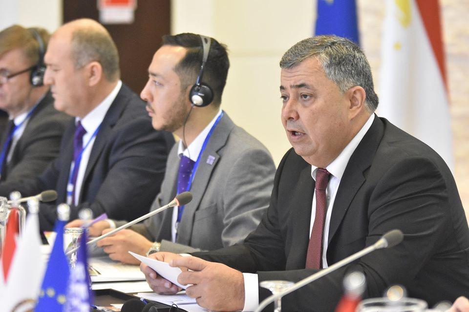 Penitentiary forum, Tajikistan (November 2019) – Mansurjon Umarov