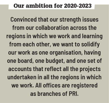 Our ambition (governance)
